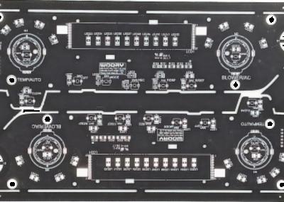 Medizinische Elektronik Steuerplatine PCBA.