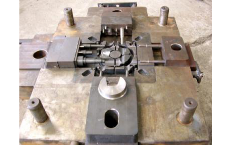 Leistung Werkzeugbau Tooling Inhouse